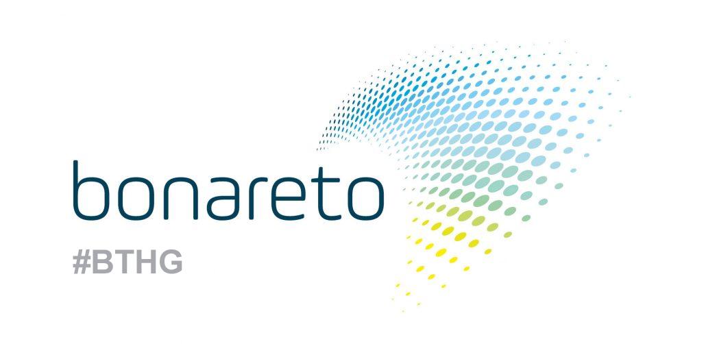 bonareto-Logo mit BTHG Tagbonareto-Logo